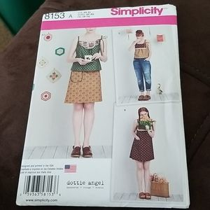 Sewing Patterns New Simplicity Fun